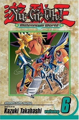 Yu-Gi-Oh!: Millennium World, Vol. 6: The Name of the Pharaoh (Yu-Gi-Oh! Millennium World, #6)