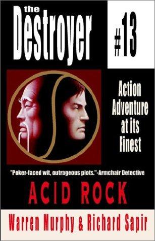 Acid Rock by Warren Murphy