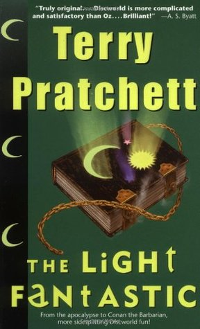 The Light Fantastic (Discworld, #2; Rincewind #2)