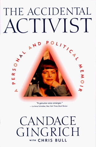 The Accidental Activist by Candace Gingrich