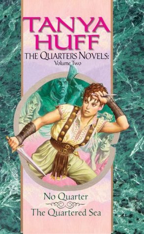 The Quarters Novels: Volume II (Omnibus: No Quarter / The Quartered Sea)