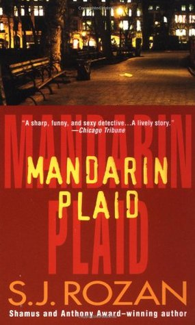 Mandarin Plaid by S.J. Rozan