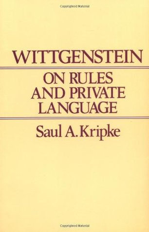 Wittgenstein on Rules and Private Language: An Elementary Exposition