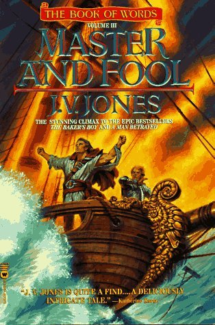 Master and Fool (Book of Words, #3)