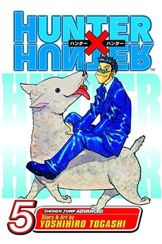 Hunter x Hunter, Vol. 05 (Hunter x Hunter, #5)