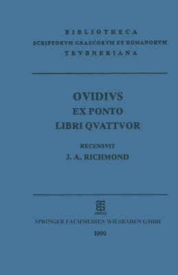 P. Ovidi Nasonis Ex Ponto Libri Qvattvor