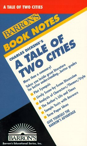 A Tale of Two Cities (Barron's Book Notes)