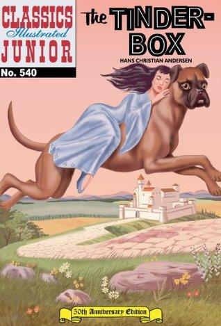 The Tinder Box   - Classics Illustrated Junior