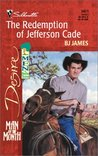 Redemption of Jefferson Cade (Man of the Month #158)