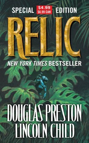 Author Preston Colon >> Relic Pendergast 1 By Douglas Preston