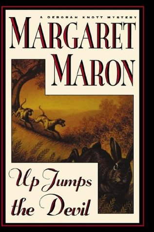 Up Jumps the Devil (Deborah Knott Mystery, #4)