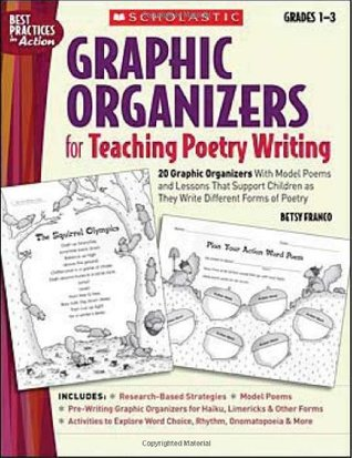 Graphic Organizers for Teaching Poetry Writing: 20 Graphic Organizers With Model Poems and Lessons That Support Children as They Write Different Forms of Poetry