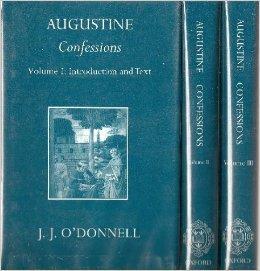 Confessions (Academic Monograph Reprints)
