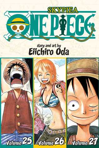 One Piece: Skypeia 25-26-27, Vol. 9 (One Piece: Omnibus #9)