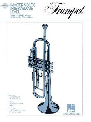 master-solos-intermediate-level-trumpet-book-cd-pack