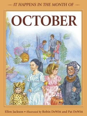 It Happens in the Month of October