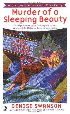 Murder of a Sleeping Beauty (A Scumble River Mystery, #3)