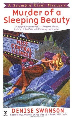 Murder of a Sleeping Beauty by Denise Swanson
