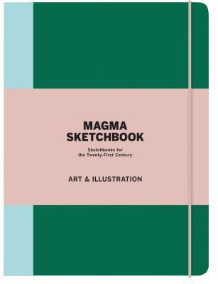Magma sketchbook: art and illustration by Magma Books