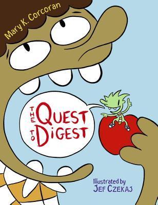 Descargas gratuitas de libros de cocina kindle The Quest to Digest