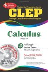 CLEP Calculus w/ TestWare CD