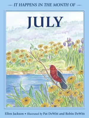 It Happens in the Month of July