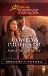 Cowboy Protector  (Protecting the Witnesses, #3)