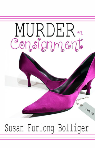 Murder on consignment (volume 2) by Susan Furlong-Bolliger