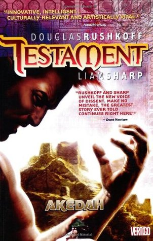 Testament, Vol. 1 by Douglas Rushkoff