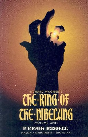 The Ring of the Nibelung, Vol. 1