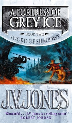 A Fortress of Grey Ice(Sword of Shadows 2) EPUB
