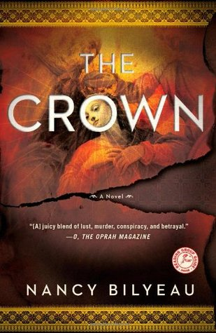 The Crown (Joanna Stafford, #1)