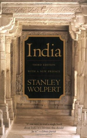 India by Stanley Wolpert