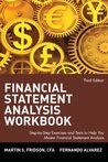Financial Statement Analysis Workbook: Step-By-Step Exercises and Tests to Help You Master Financial Statement Analysis