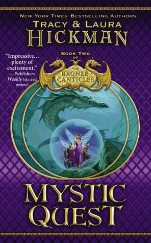 Ebook Mystic Quest by Tracy Hickman read!