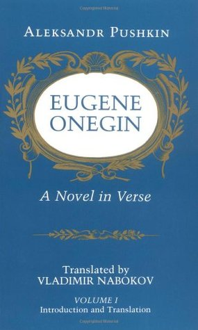 Eugene Onegin: A Novel in Verse (Vol. 1)