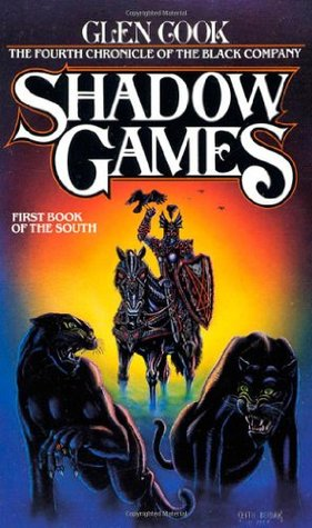 Shadow Games by Glen Cook