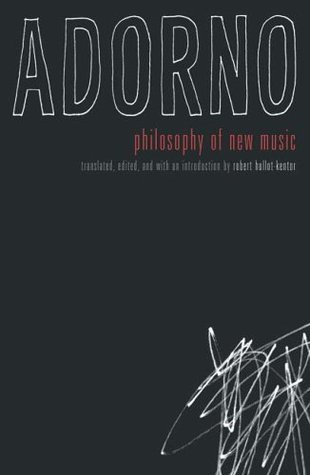 Philosophy of New Music