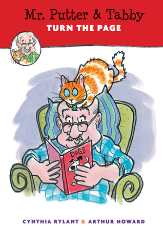 Mr. Putter  Tabby Turn the Page by Cynthia Rylant