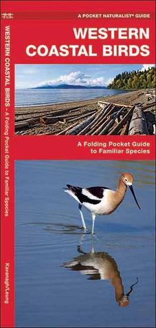 Western Coastal Birds: A Folding Pocket Guide to Familiar Species