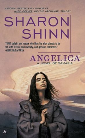 Angelica(Samaria Published Order 4)