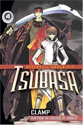 Tsubasa: RESERVoir CHRoNiCLE, Vol. 04