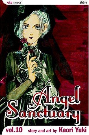 Angel Sanctuary, Vol. 10 by Kaori Yuki