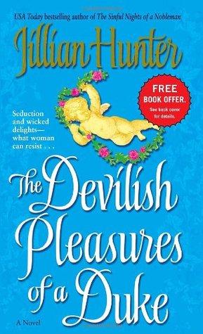 The Devilish Pleasures of a Duke (Boscastle, #6)