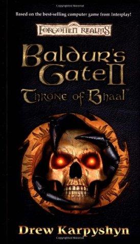 Baldur's Gate II by Drew Karpyshyn