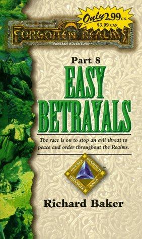 Easy Betrayals (Forgotten Realms: Double Diamond Triangle Saga, #8)