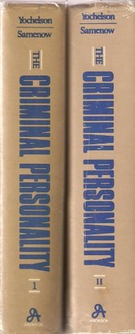 Criminal Personality, Volumes I and II