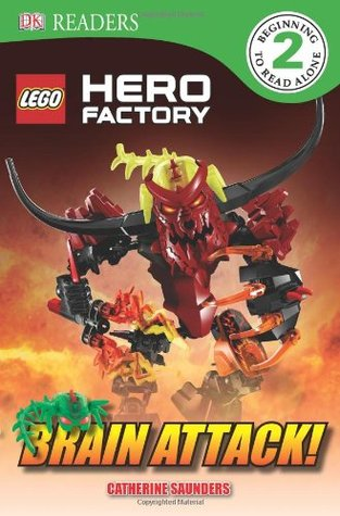 Lego Hero Factory Brain Attack By Catherine Saunders