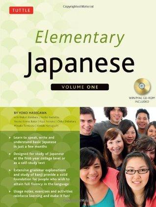 Elementary Japanese Volume One: