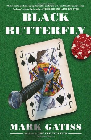 Black Butterfly by Mark Gatiss